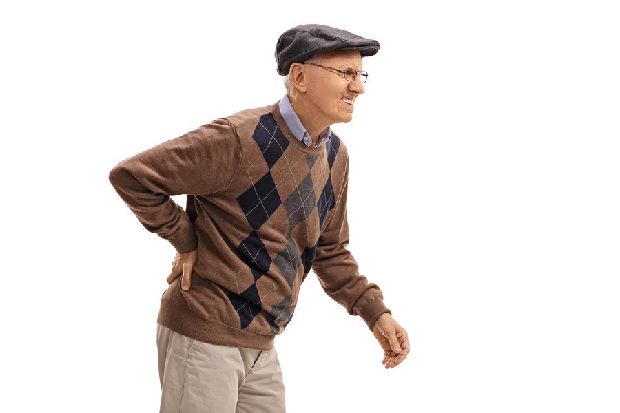 hip pain whilst walking