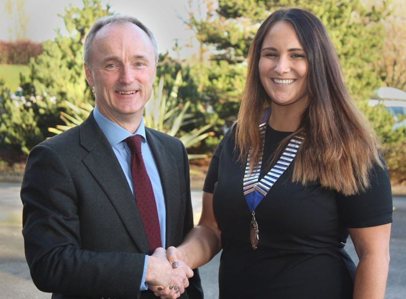Chiropractor Catherine Quinn President British Chiropractic Association